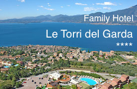 Hotel le Torri del Garda – 4 Stars – early booking special price !